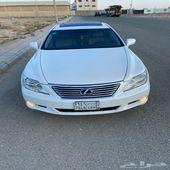 للبيع لكزس LS460L. سعودي