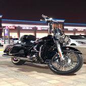 Harley Road King 2012