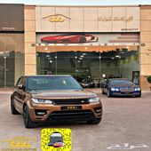 RANGE ROVER BLACK EDITION (تم البيع)