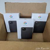أجهزة Google pixel 4a قوقل بكسل بتغليفةالمصنع