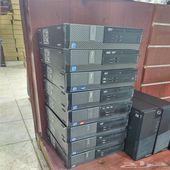 كمبيوتر مكتبي ديل كور i3 النوع النحيف