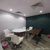 مكتب اداري على شارع الامير سلطان