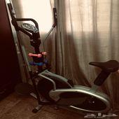 دراجة تمارين و تنحيف الجسم 5 في 1