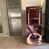 ماكينة قهوة عامة