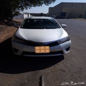 Automatic Toyota Corolla 2015