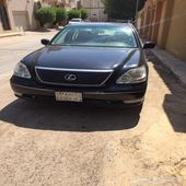 LEXUS LS430 MODEL 2005 FULL OPTION AMERICAN