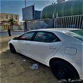 -السيارة تويوتا - كورولا2014
