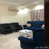شقة 3 غرف مفروشة اشبيليا طريق الملك عبدالله