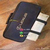 حقيبة السلامة لسيارات لكزس - جديدة أصلية -