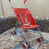 للبيع عربة اطفال من ريد تاغ