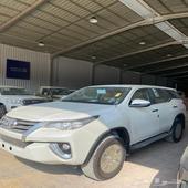 تويوتا فورشنر 2020 GX2 بنزين سعودي