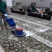 شركة تنظيف منازل شقق فلل خزانات سجاد مجالس