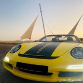 Porsche Carrera Cabriolet بورش كاريرا كشف