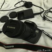كاميرا كانون EOS 750 D