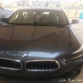 بي ام دبلوي اكس 2 BMW x 2 اصفار