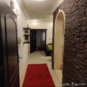شقة فاخرة حي النهضة للإيجار الشهري أو السنوي