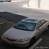 سيارة كامري 2004