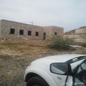بيت عظم وبئر وأرض مساحتها 1000م2