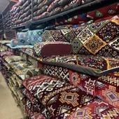 محل الناصر لبيع المساند التراثيه