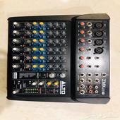 ميكسر مدمج احترافي ZMX-122FX