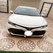كامري 2020 سعودي نظيفه