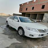 السيارة تويوتا - كامري الموديل 2010