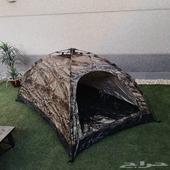 خيمة مبيت