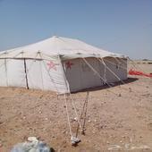 مخيم كامل ونظيف