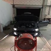Mustang 2015 عليه سوبر تشارج ويبل الجيل 3