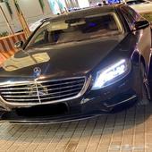 مرسيدس بنز s500 2016 Mercedes اس 500 نظيف