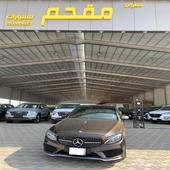 مرسيدس سي 200 كت AMG موديل 2016 خليجي القرقاش