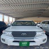 تويوتا لاندكروزر GX-R 2013 فل كامل سعودي