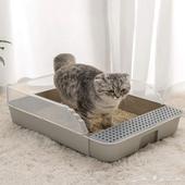 ليتر بوكس للقطط الصغيرة