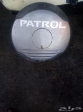غطاء اسبير باترول