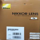 كاميرا نيكون جديدة D3500