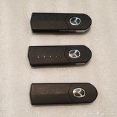 ريموت مع مفتاح جديد مازدا CX9