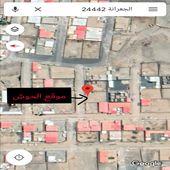 للبيع حوش في الجعرانه خلف محطة المسافر 130ألف