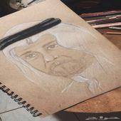 رسم صور شخصيه تبي احد يرسمك ادخل الاعلان