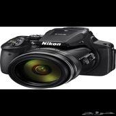 كاميرا نيكون p900