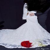 فستان زواج تصميم تركي