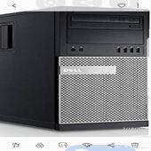Dell Used desktop computer CPU