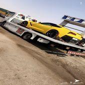 سطحة من وادي الدوسر الى الرياض 001