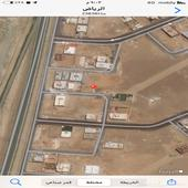 ارض مربعة 907 م بمخطط الرياض الجزء ب