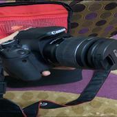 كاميرا كانون 600 D
