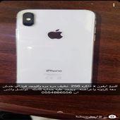 جهاز ايفون X  ذاكره 256