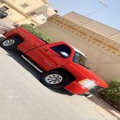 السيارة شيفروليه - سلفرادو الموديل 2009 حال