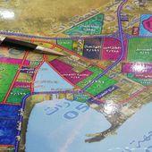 للبيع أرض بمخطط التحليه 596 - 2 شارع العزيزيه