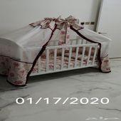 للبيع سرير مواليد - اطفال