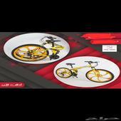 دراجة.. تتسفط جديدة اللون اصفر مقاس 26