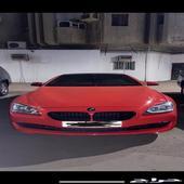 للبيع bmw 650i 2012